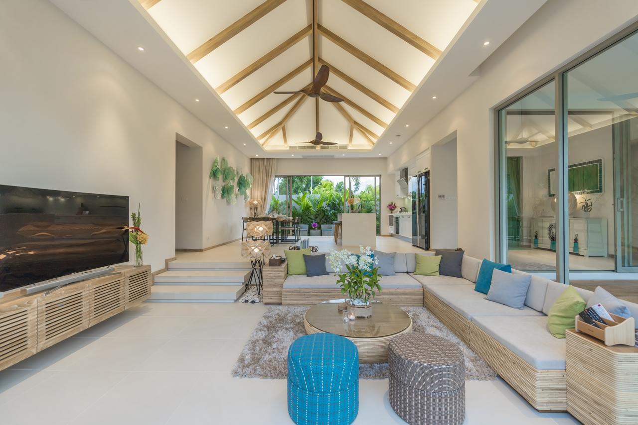 Phuketin Loma-asunnot – Villa Bangtao Beach (3)